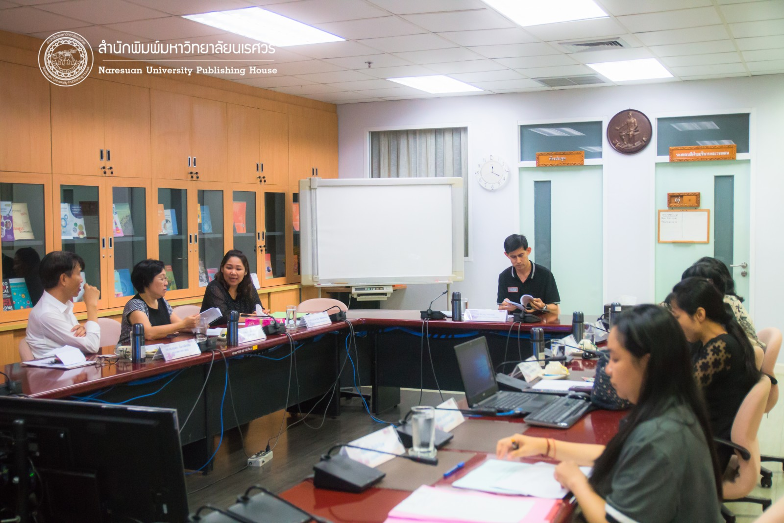 ประชุมอนุกรรมการ กองบรรณาธิการ กลุ่มวิทยาศาสตร์สุขภาพ