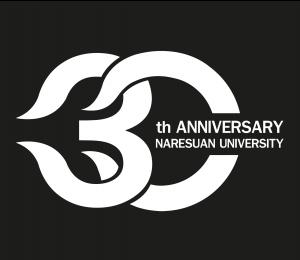 logo 30 ปี มน